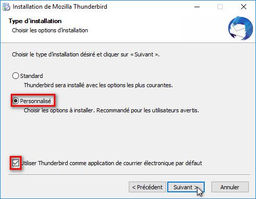 Mozilla Thunderbird for Windows 10 free download on 10 App Store
